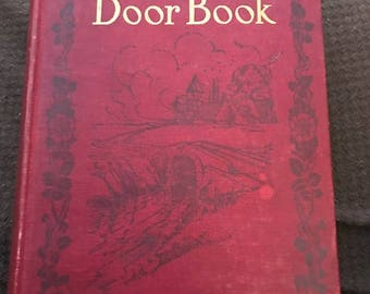 The Children's Hour 1907 Illustrated The Out-Of-Door Book antique book