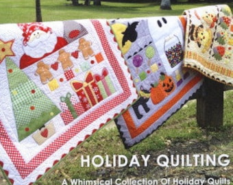 Holiday Quilting Booklet