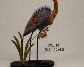Reddish Egret Decoy Table Top - CW 614