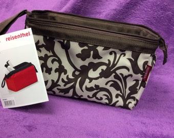 Monogramed Travel Cosmetic bag by reisenthel