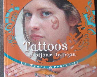 "Book ""Jewels of skin and Tattoos"" - my little pleasures - for men or women"