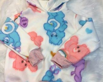 Carebearbabysweater/babysweater/babyhoodie/babysale/sweater