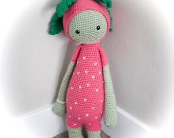 Lalylala Erna the Strawberry Doll