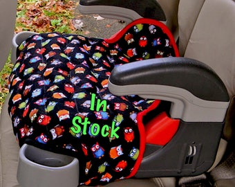 Car Accessory, Booster Seat Replacement, Booster seat cover, Graco Turbo Booster seat, Padded and in Owel Print