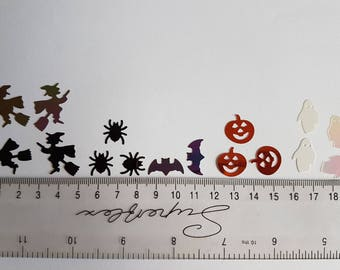 Choose shape - Halloween shapes for resin jewellery and other craft