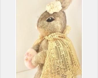 Mrs. MacGillicuddy Easter Bunny