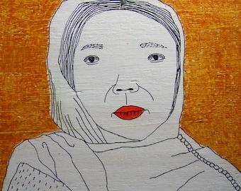 Custom Portrait - 1 person custom portrait