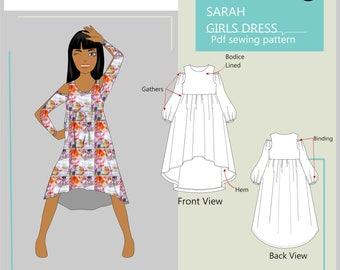 The Sarah Girls Dress