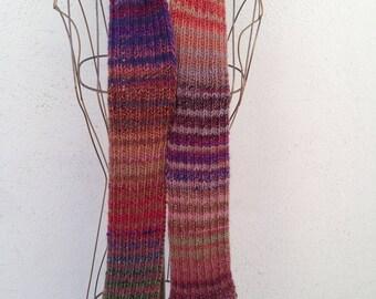 17013 - Handknit scarf