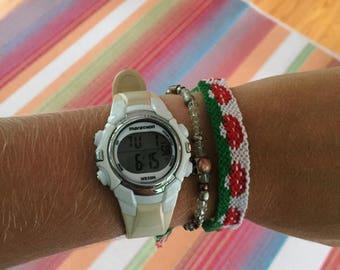 Toadette Friendship Bracelet