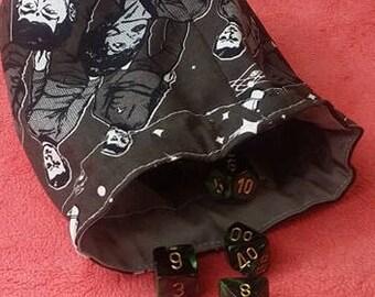 Classic Star Trek Dice Bag