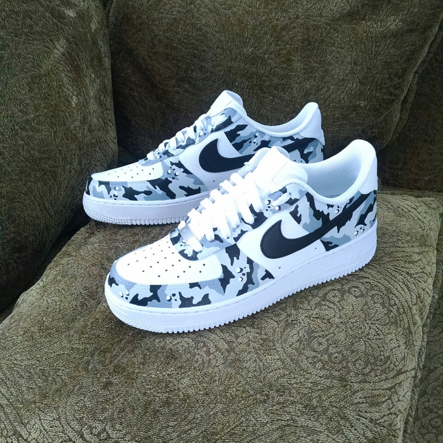 new product 208f2 18198 Nike Air Force 1 by timrobot Request a custom order and have something ...