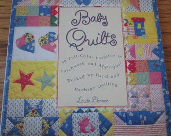 Baby quilts by Linda Denner