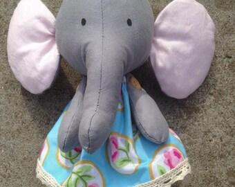 Handmade Elephant Plush Toy