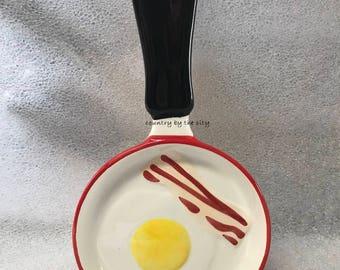 Bacon & Eggs Spoonrest