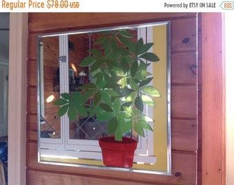Summer Sale Academy Art Mirror Graphic Art Mirror Dimensional Art Mirror Plant Mirror