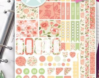 Sticker Sheet Planner Set Erin Condren, Happy Planner, Filofax, Kikki K - SET003