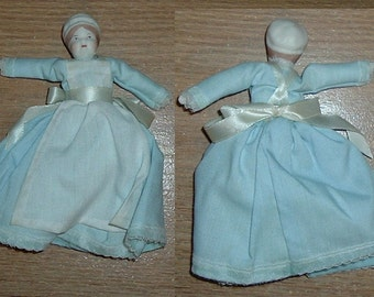 DOLLHOUSE DOLL Blue Dress