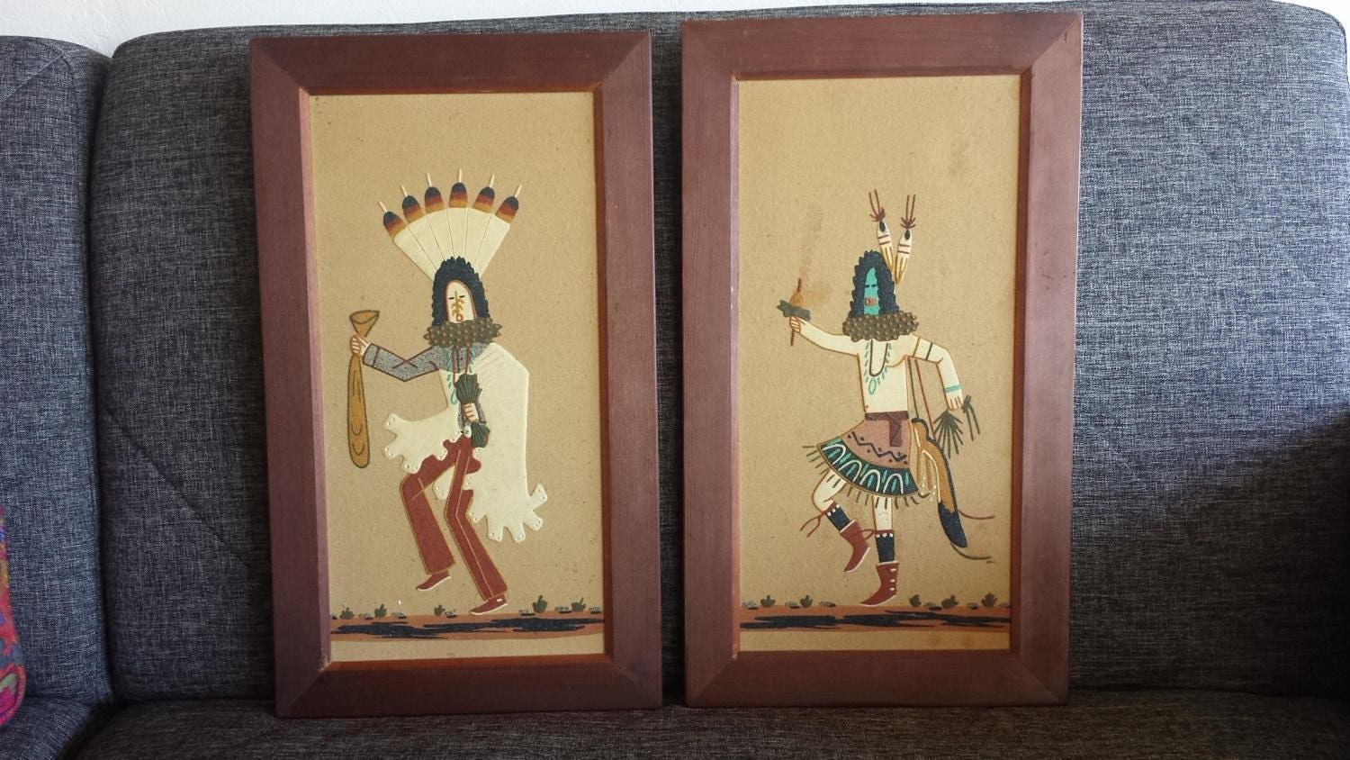 Awesome Native American Wall Decor Ornament - Art & Wall Decor ...