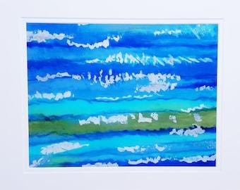 Water Dance - Print
