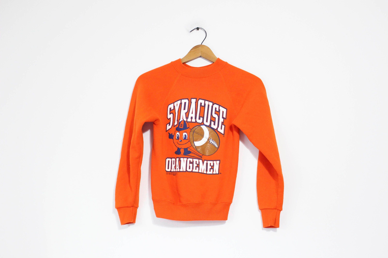 Vintage Kids Syracuse University Orangemen Sweatshirt
