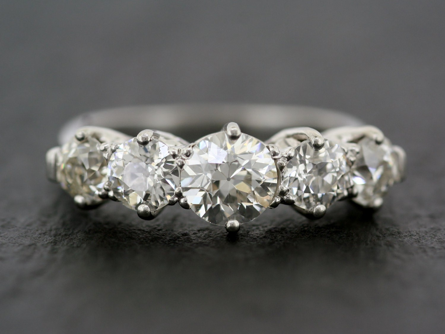 nel rings jewellers engagement diamond stone edwardian marius style