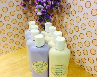 Creamy Whipped Goats Milk Lotion-chose your scent!