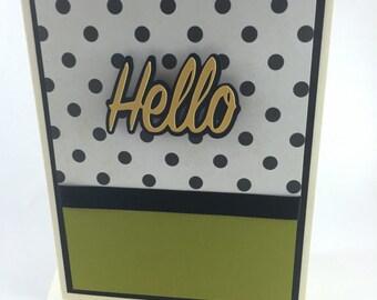 Golden Hello - Single Card