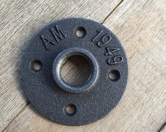 Flange 3/4 industrial Cast - Iron flange