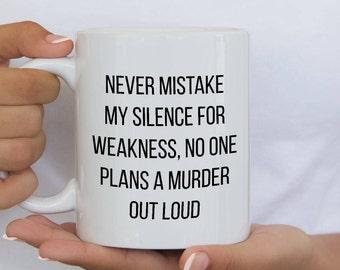 Funny Mugs for Women - Women's funny Mug - Funny Quote Mug - Office Mug for Her