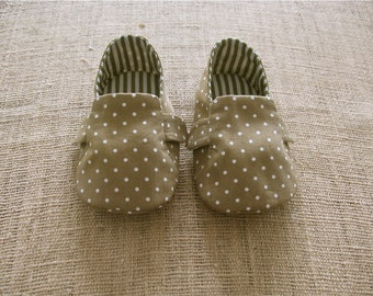 Frank Baby Shoes - PDF Pattern - Newborn to 18 months.