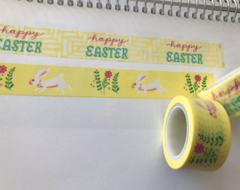 Easter Washi Sample 36in x2