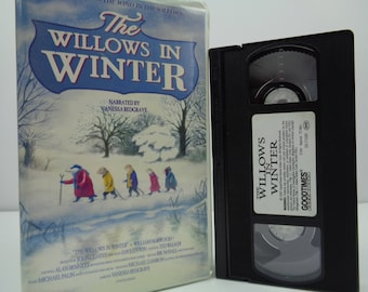 The Willows in Winter VHS Tape