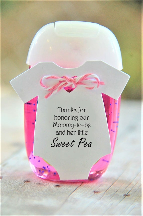 Printable thanks for honoring our mommy to be and her little negle Image collections