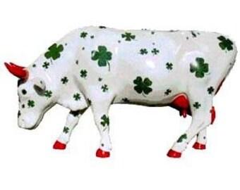 "Westland Cow Parade ""Lucky the Cow"" Figurine"