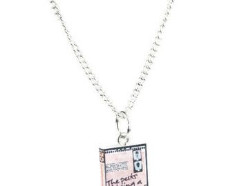 Perks of Being a Wallflower Book Novel Necklace