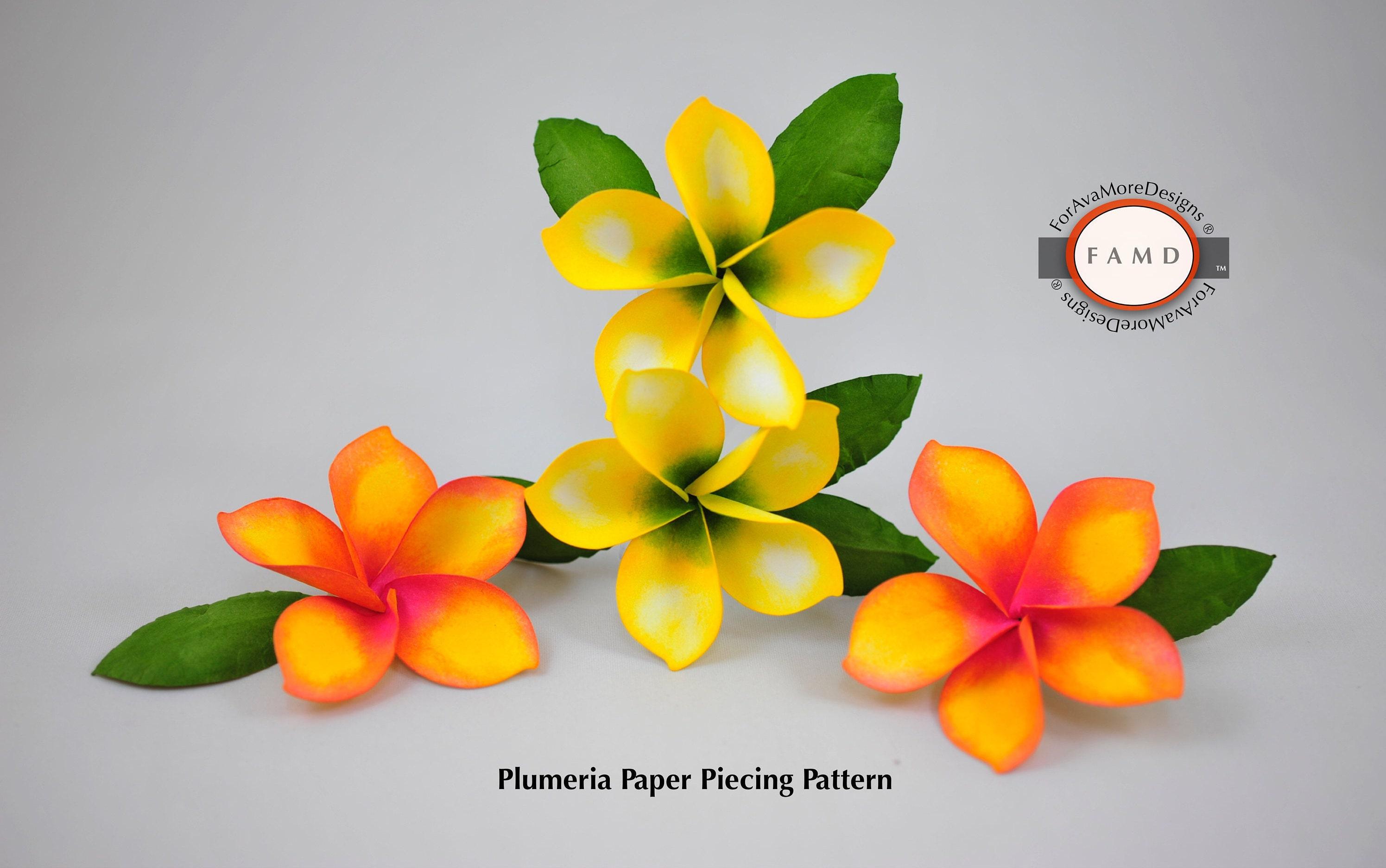 Hawaiian flower paper boatremyeaton hawaiian flower paper izmirmasajfo