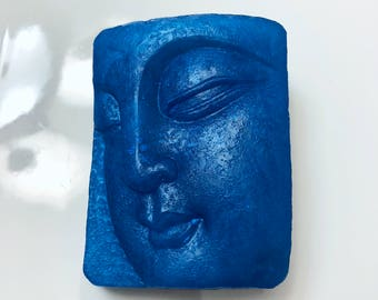 Buddha Soap, Shanti Soap, Dreaming Buddha, Soap Gift, Decorative Soap, Religious Soap, Peaceful Shanti, Zen Soap, Peaceful Soap, Vegan Soap