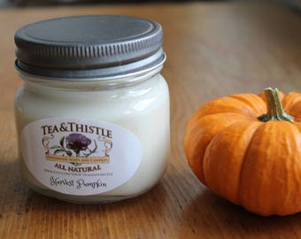 Harvest Pumpkin - Soy Wax Candle