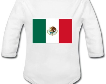 Mexico - possibility of custom name onesie