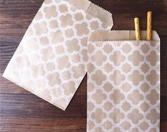 Decorated paper envelopes, DIY, candy bags, small gifts, craft paper