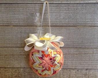 Ornaments, Handmade Ornaments, Matilda Jane Fabric, Holiday Decoration, Matilda Jane Clothing, Christmas Ornaments, Fabric Ornaments