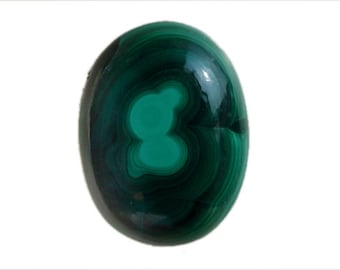 Good Quality 103Ct Natural Malachite Gemstone For Jewelry Making, Pendant Cabochon, Designer Stone, Calibrated Cabochon, Stone, AG-3210