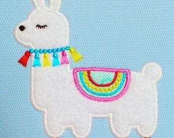 Llama Embroidery Design, Llama Design, Hipster Embroidery, Machine Embroidery Design, Llama Pattern, Alpaca Design, Instant Download