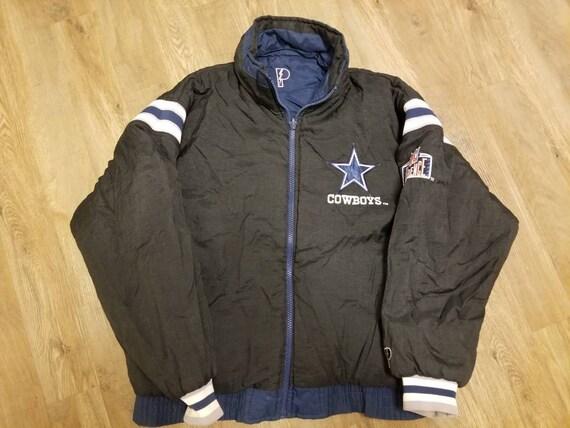 NFL Cowboys Jacket Multicolour Small Size Light Jacket Winter Jacket wSYcaXzUkD