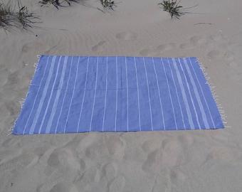 Maraa XL TURKISH TOWEL, 100% Cotton, Pestemal, Travel Towel, Beach Towel, Bath Towel, Free shipping !!