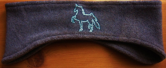 Saddlebred Fleece, Headband, Ear Warmer. Winter Wear, Womens Accessories, Skiing