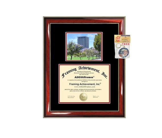 CSUEB diploma frame California State University East Bay