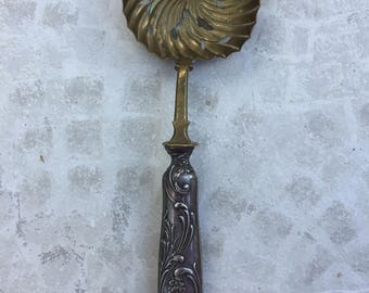Vintage French sugar sifter