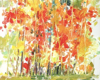 New England Landscape No.13, limited edition of 50 fine art giclee prints